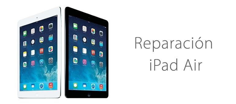 Arreglar botón encendido de iPad Air en Madrid