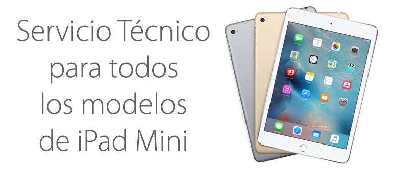 Servicio Técnico para iPad si está roto o no se enciende