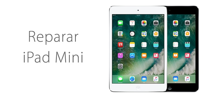 Arreglar iPad Mini si no enciende o no carga