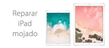 reparar ipad mojado no enciende ifixrapid servicio tecnico apple
