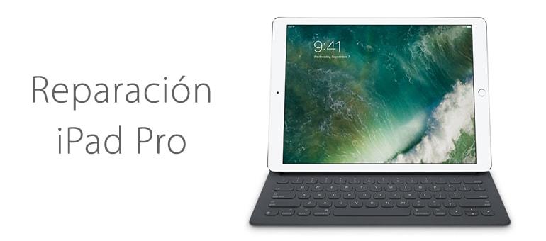 Servicio Técnico para reparar iPad Pro en Madrid