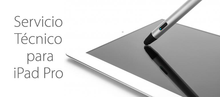 Repara iPad Pro en nuestro Servicio Técnico