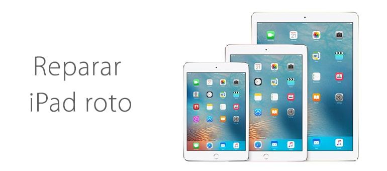 Reparación para iPad si no enciende