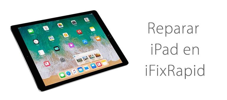 Arreglar iPad Air si no enciende