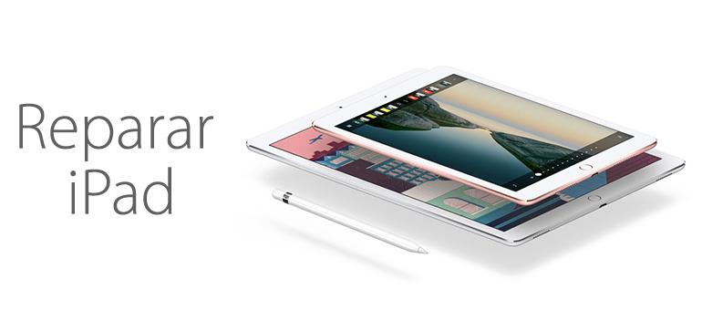 Arreglar el cristal roto de iPad Pro en iFixRapid