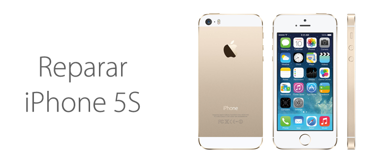 Ya puedes reparar tu iPhone 5S gracias a iFixrapid