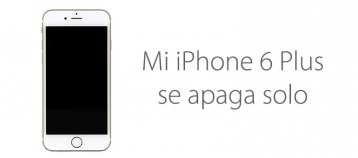 reparar iphone 6 plus se apaga