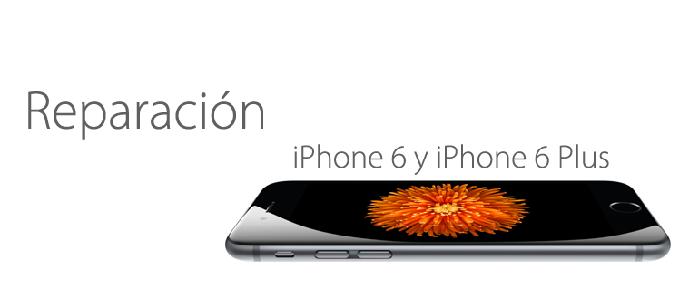 Repara tu iPhone 6 y iPhone 6 Plus con iFixrapid