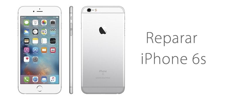 Arreglar iPhone 6s que no enciende ni carga