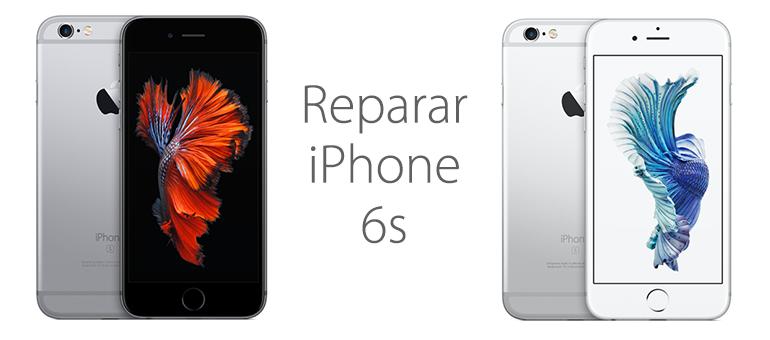 Servicio Técnico para reparar iPhone 6S Plus