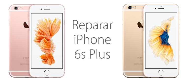 Servicio Técnico para reparar iPhone 6 y iPhone 6 Plus