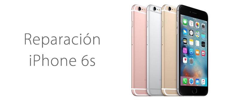 Reparar iPhone 6s si no se escucha cuando llaman