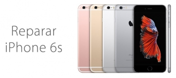 reparar iphone 6s en el centro de madrid si se reinicia solo