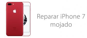 reparar iphone mojado en el centro de madrid