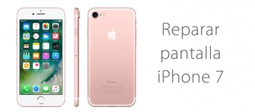 reparar iphone 7 pantalla tactil ifixrapid servicio tecnico apple