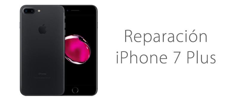 Cambiar el cristal roto de iPhone 7 en el centro de Madrid