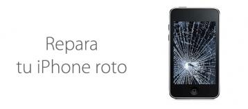 CAMARA IPHONE ROTA