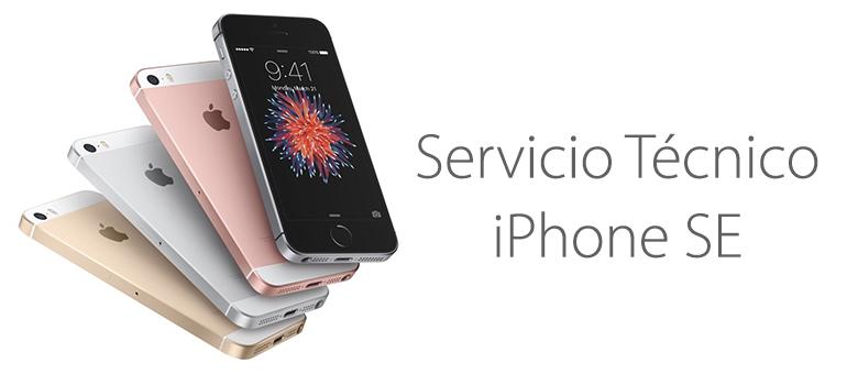 Servicio Técnico en Madrid para reparar iPhone SE