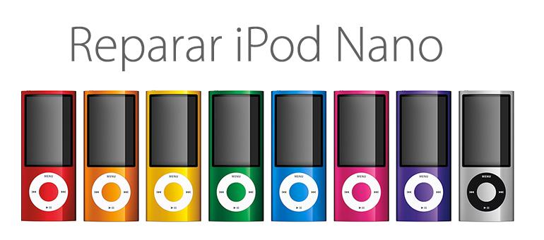 Servicio Técnico para reparar iPod