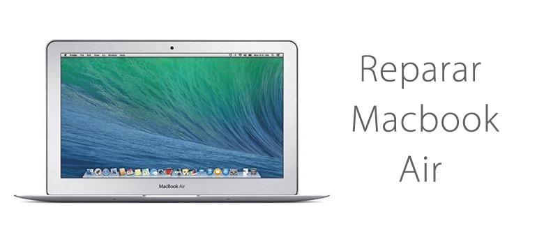 Reinstalar sistema operativo de Macbook Air