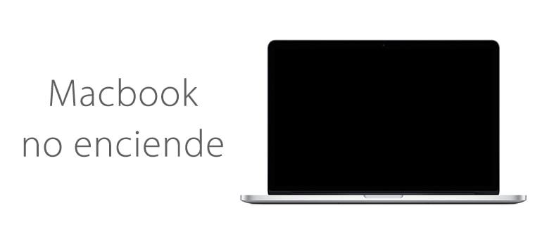 Solución para Macbook Pro que no enciende