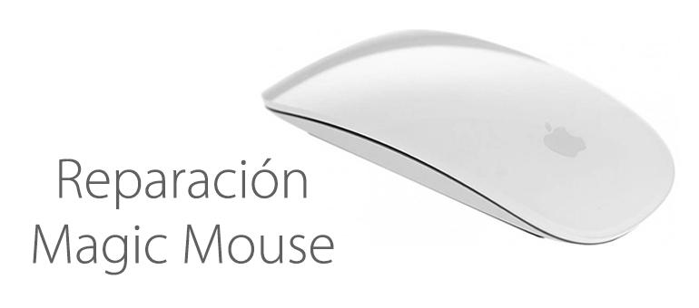Servicio Técnico para reparar Magic Mouse de Apple