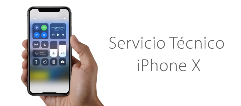 ¿Se puede arreglar la pantalla rota de iPhone X?