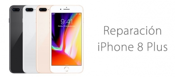 Reparar pantalla rota iPhone 8 Plus en iFixRapid Servicio Técnico Apple