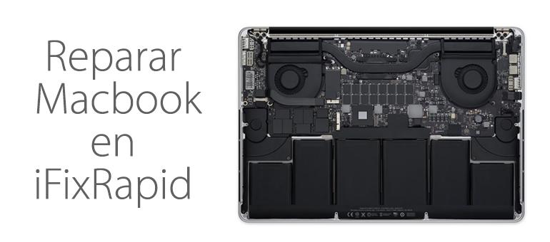Reparamos problemas de la placa lógica de tu Macbook