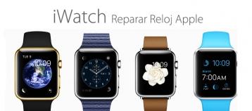 reparar iwatch reloj