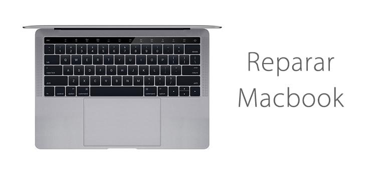 Arreglar teclado de Macbook si no funciona