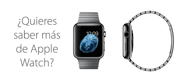 Falta un día para que llegue Apple Watch a nuestras tiendas