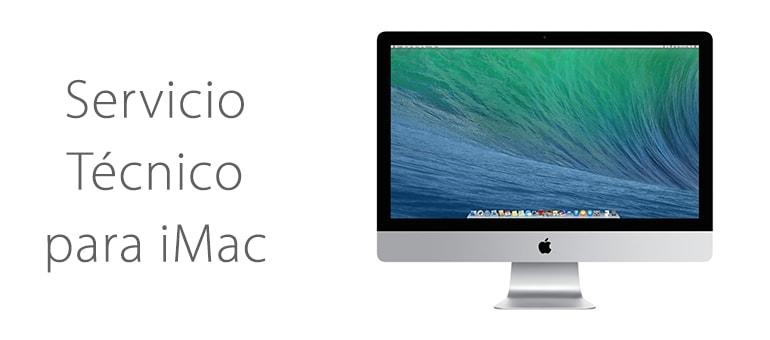Reparar iMac si se apaga o se reinicia solo