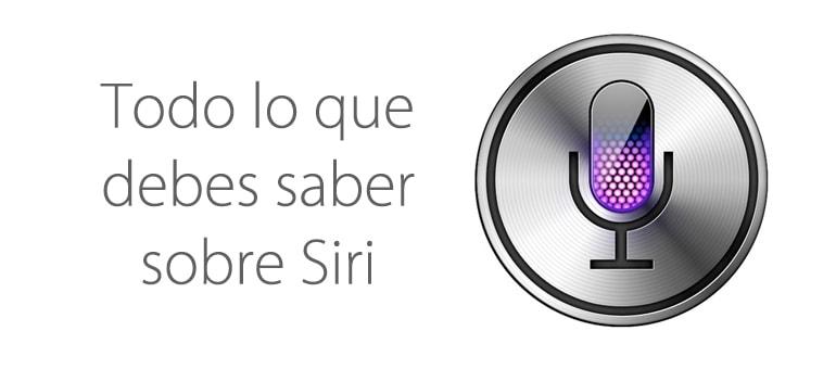 Saca el máximo partido a Siri.