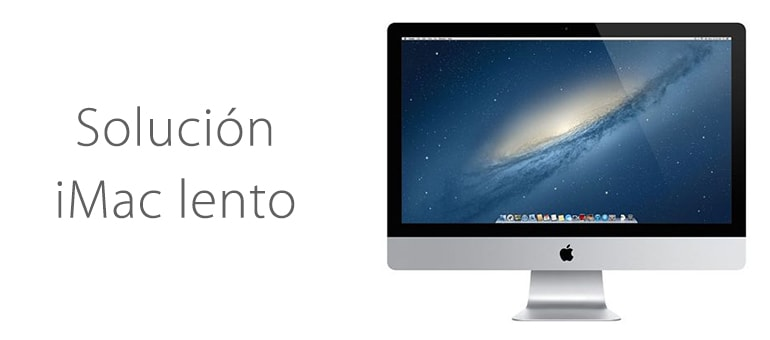 Mejoras para iMac lento que se queda pensado