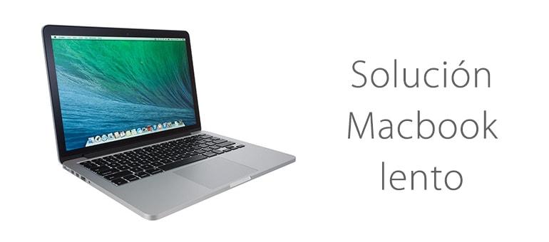 Arreglar Macbook lento en Servicio Técnico Apple