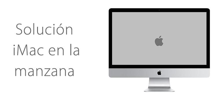Solución para iMac si se queda pensando y no avanza