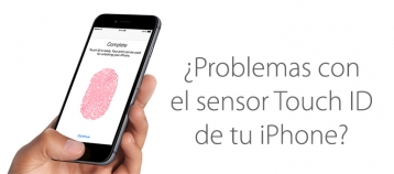 reparar touch id iphone 6