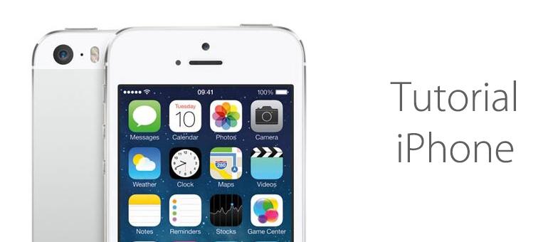 ¿Sabías que iOS cuenta con una función de