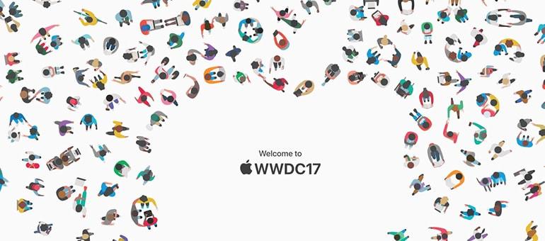 La conferencia de Apple conocida como WWDC17, está a punto de comenzar