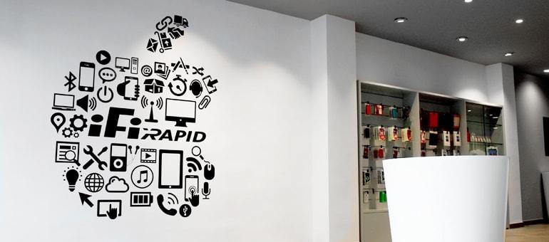 Serviço técnico Apple Madrid iFixRapid