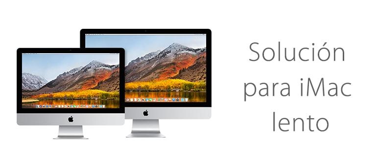 Cambio de disco duro por SSD para mejorar la velocidad de iMac