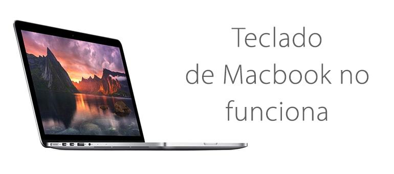 Cambiar el teclado roto de Macbook Pro iFixRapid