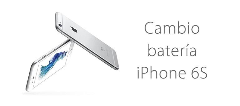 Cambiar la batería de iPhone 6s en iFixRapid