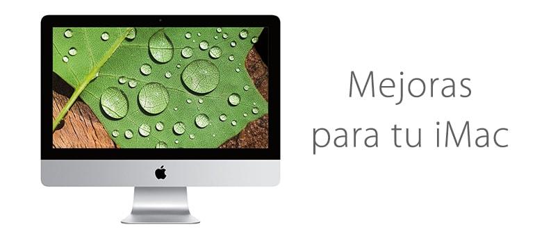 Actualizar el sistema o mejorar tu ordenador mac