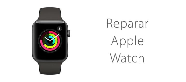 ¿El Apple Watch es resistente al agua?