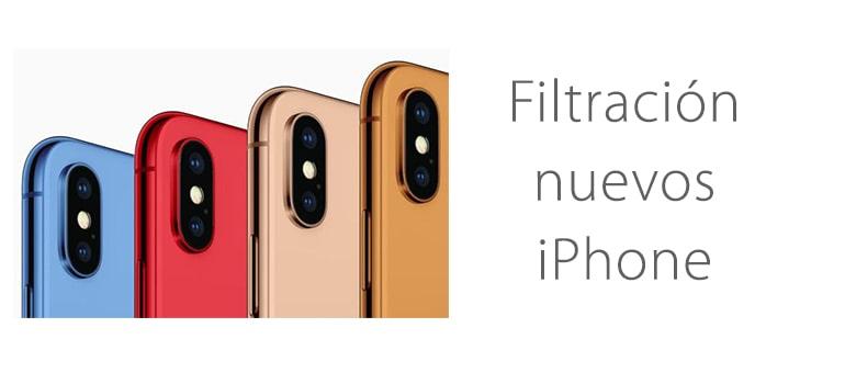 Filtración de Apple: descubre los nuevos colores del iPhone LCD de 6,1