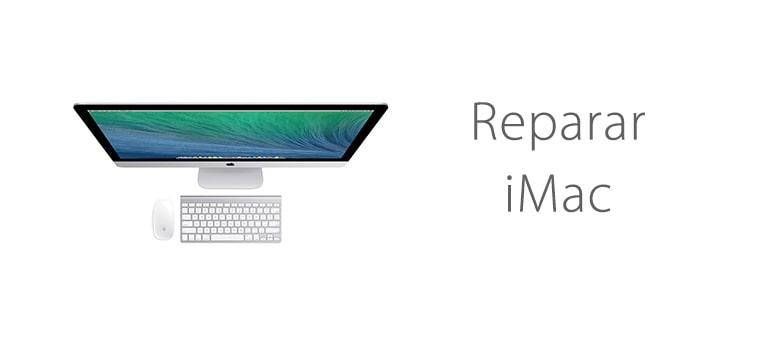 Arreglar iMac que no se enciende