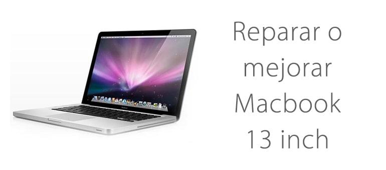 Por qué cambiar o ampliar el disco duro de Macbook 13 inch