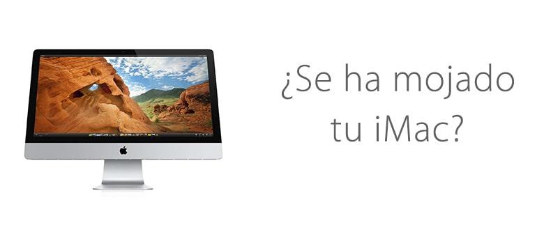 Repara tu iMac mojado en iFixRapid